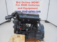 Brand New & Unused Mercedes-Benz OM904LA Turbo Diesel Engine
