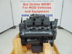 Factory Reconditioned Mercedes-Benz OM441 V6 Turbo Diesel Engine