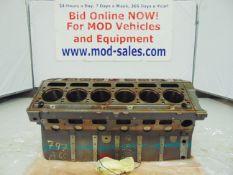 rand New & Unused Detroit Diesel V12 New Bare Engine Block