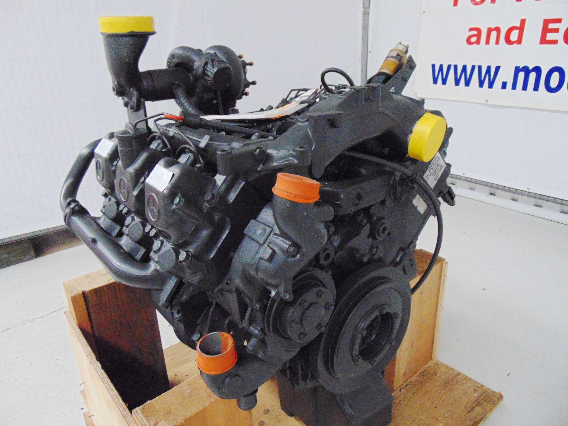 Lot 4 - Brand New & Unused Mercedes-Benz OM441LA V6 Turbo Diesel Engine