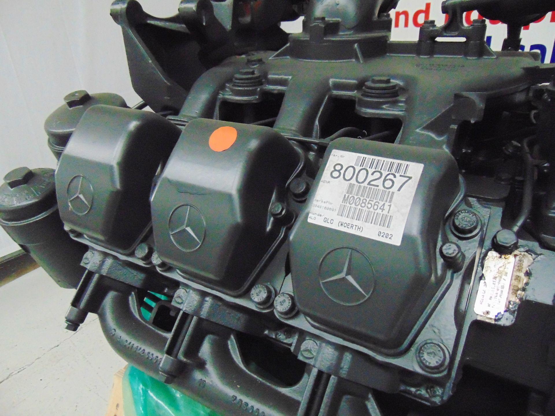 Lot 15 - Brand New & Unused Mercedes-Benz OM501LA V6 Turbo Diesel Engine
