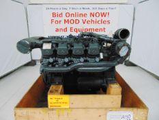 Brand New & Unused Mercedes-Benz OM442LA V8 Twin Turbo Diesel Engine