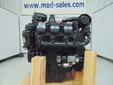 Factory Reconditioned Mercedes-Benz OM501LA V6 Turbo Diesel Engine