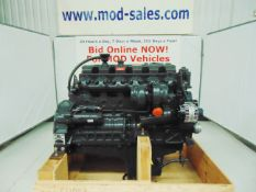 Brand New & Unused Mercedes-Benz OM457LA Turbo Diesel Engine