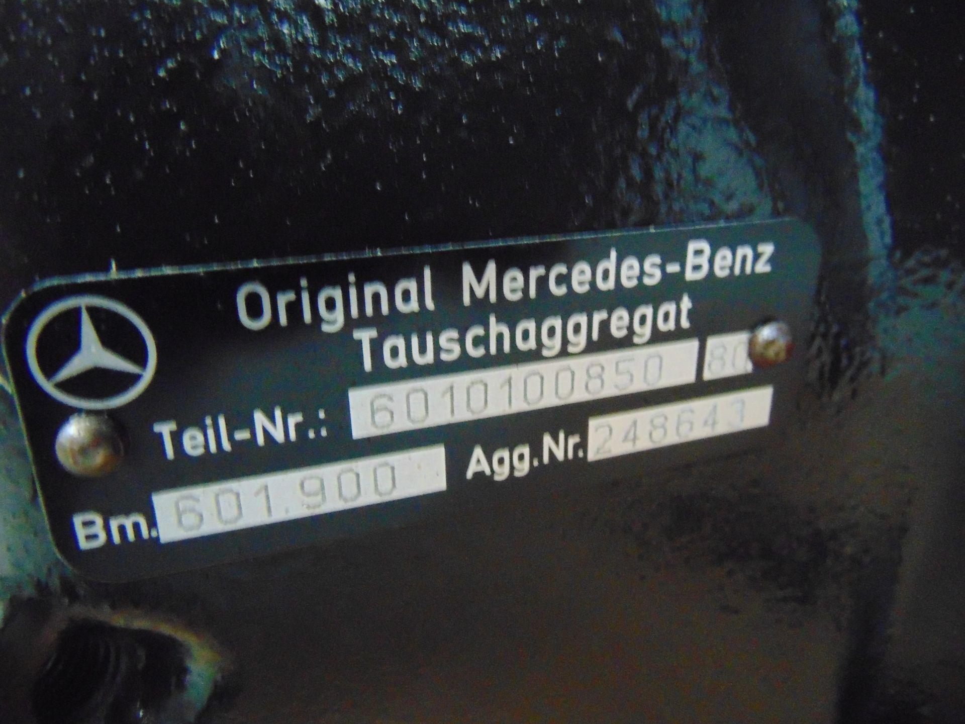 Lot 8 - Brand New & Unused Mercedes-Benz OM601 4 Cylinder 2.0l Diesel Engine C/W Injectors