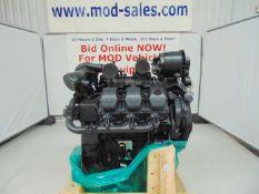 Brand New & Unused Mercedes-Benz OM501LA V6 Turbo Diesel Engine