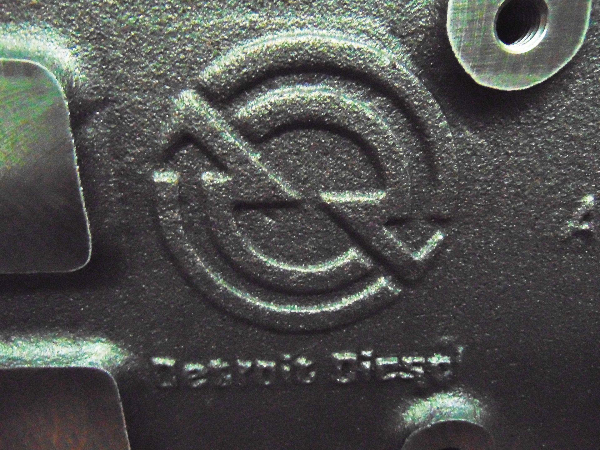 Lot 12 - Brand New & Unused Detroit Diesel V8 20V149 New Bare Engine Block