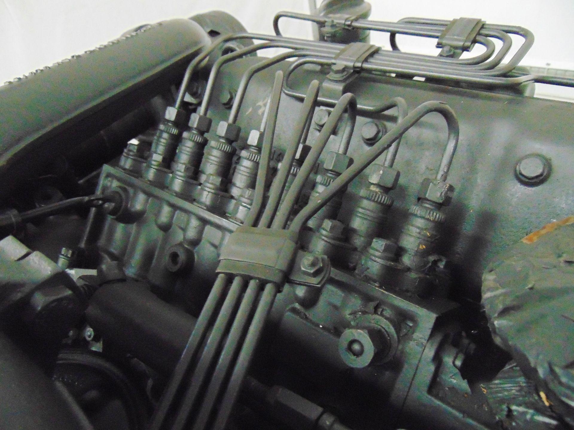Lot 6 - Brand New & Unused Mercedes-Benz OM402LA V8 Twin Turbo Diesel Engine