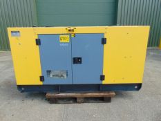 UNISSUED WITH TEST HOURS ONLY 50 KVA 3 Phase Diesel Generator Set