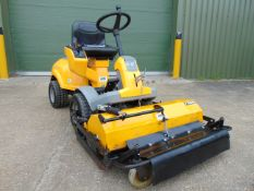 2013 Stiga Park Royal 4WD Ride On Flail Mower Lawn Tractor ONLY 67.9 HOURS!