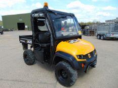 JCB Workmax 800D 4WD Diesel Utility Vehicle UTV ONLY 58 Hours!!