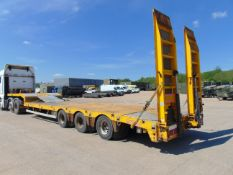 2010 Nooteboom OSDS 48-03 Tri Axle Low Loader Trailer