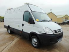 2010 Iveco Daily 50C18 3.0 HPT Long Wheel Base High roof panel van ONLY 12,247 Miles!!