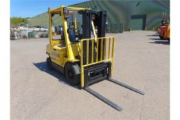 Hyster 2.50 Diesel Forklift ONLY 763.4 hours!!
