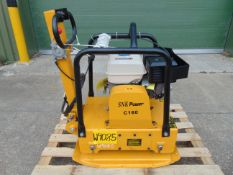 New & Unused SNK Power C160 Petrol Powered Compaction Wacker Plate