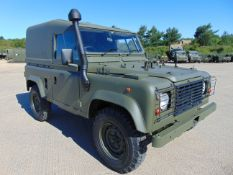 Land Rover Wolf 90 Hard Top