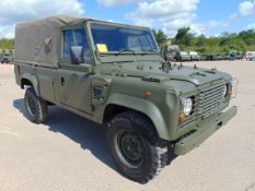 Land Rover Wolf 110 Soft Top