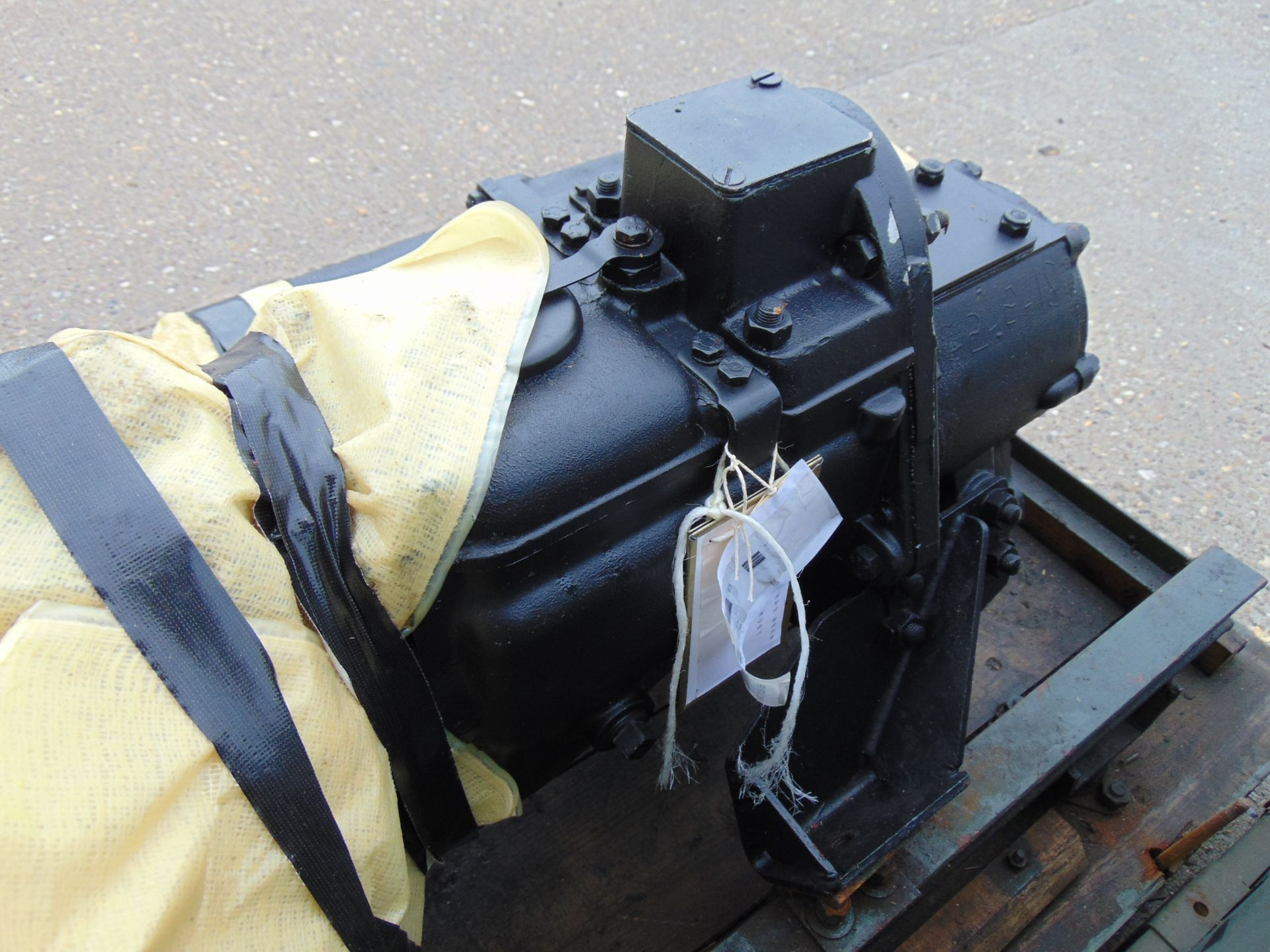 Lot 39 - Land Rover Series 2.25L RTC2339 Gearbox Assembly