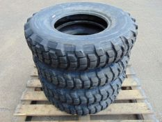 4 x Michelin XCL 7.50 R16 Tyres