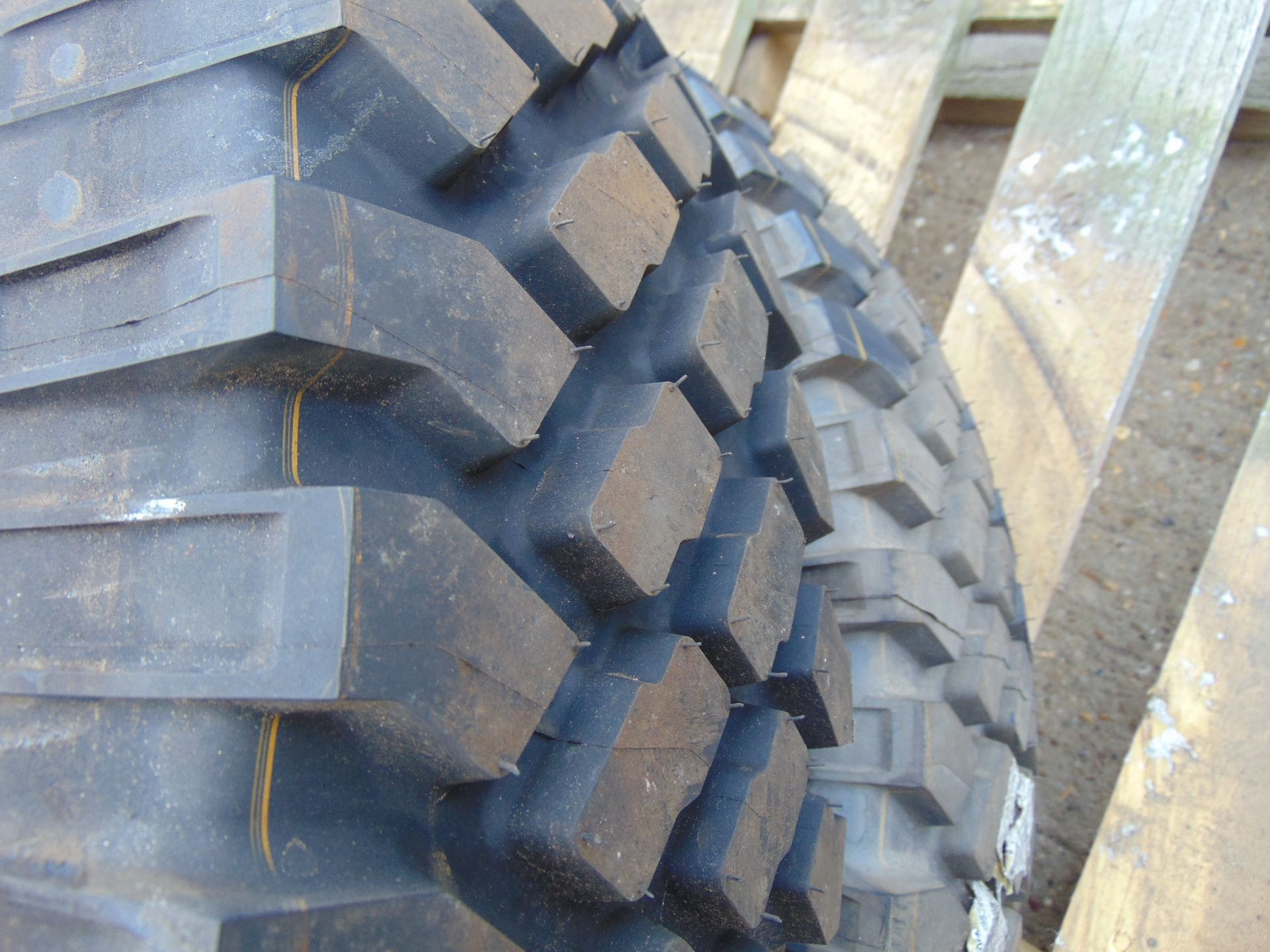 Lot 21 - 2 x Michelin LT235/85 R16 XZL Tyres