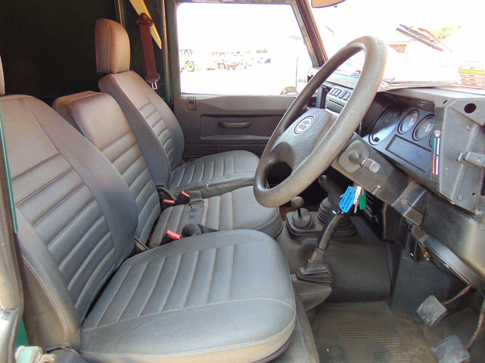 Lot 34 - Land Rover 110 TD5 Hard Top
