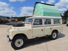 Stunning 1971 Land Rover Series IIA Dormobile Carawagon