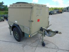 Penman Lightweight Mobile Workshop / Camping Trailer