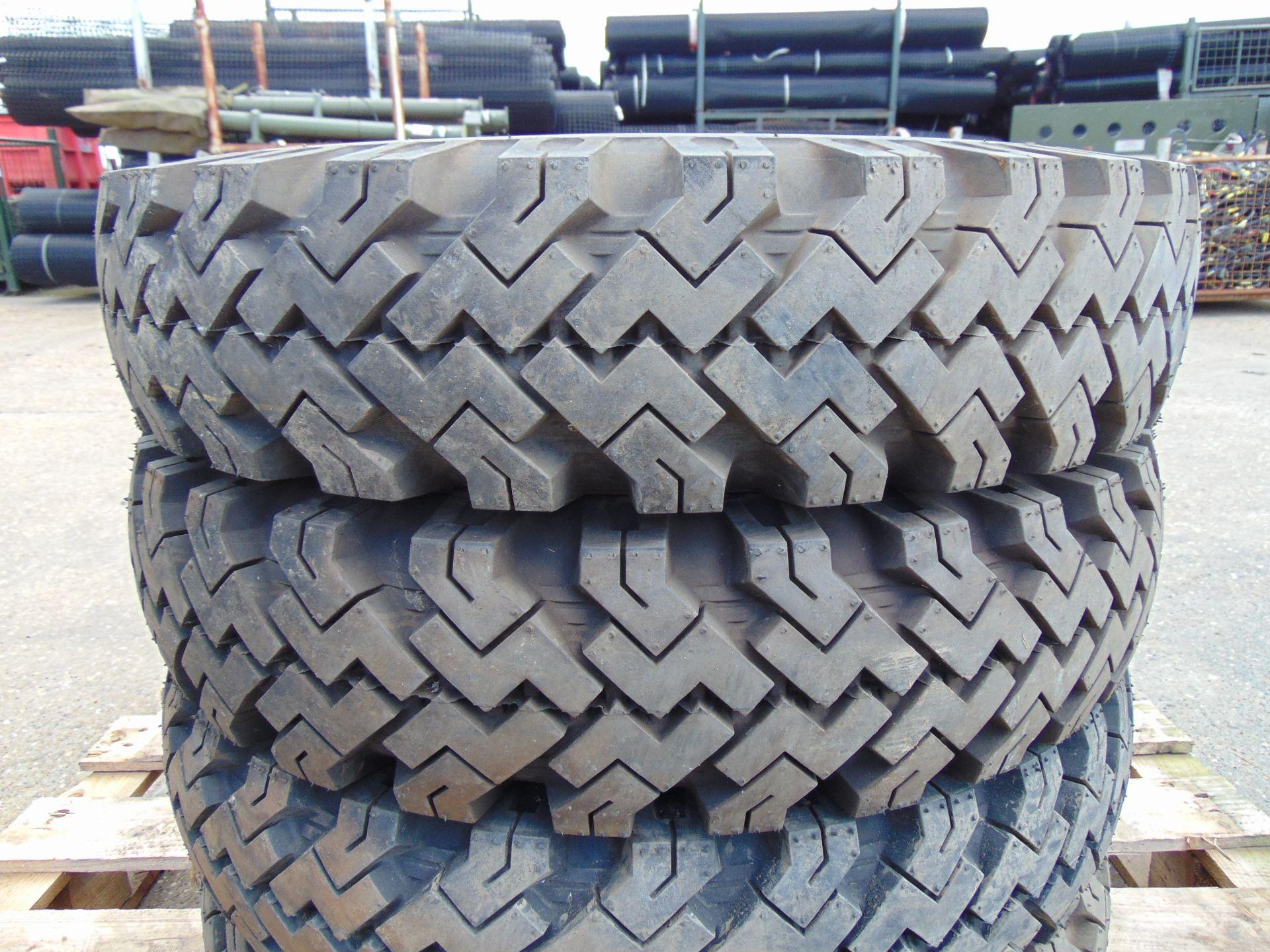 Lot 23 - 4 x Lassa 6.00-16 C Tyres