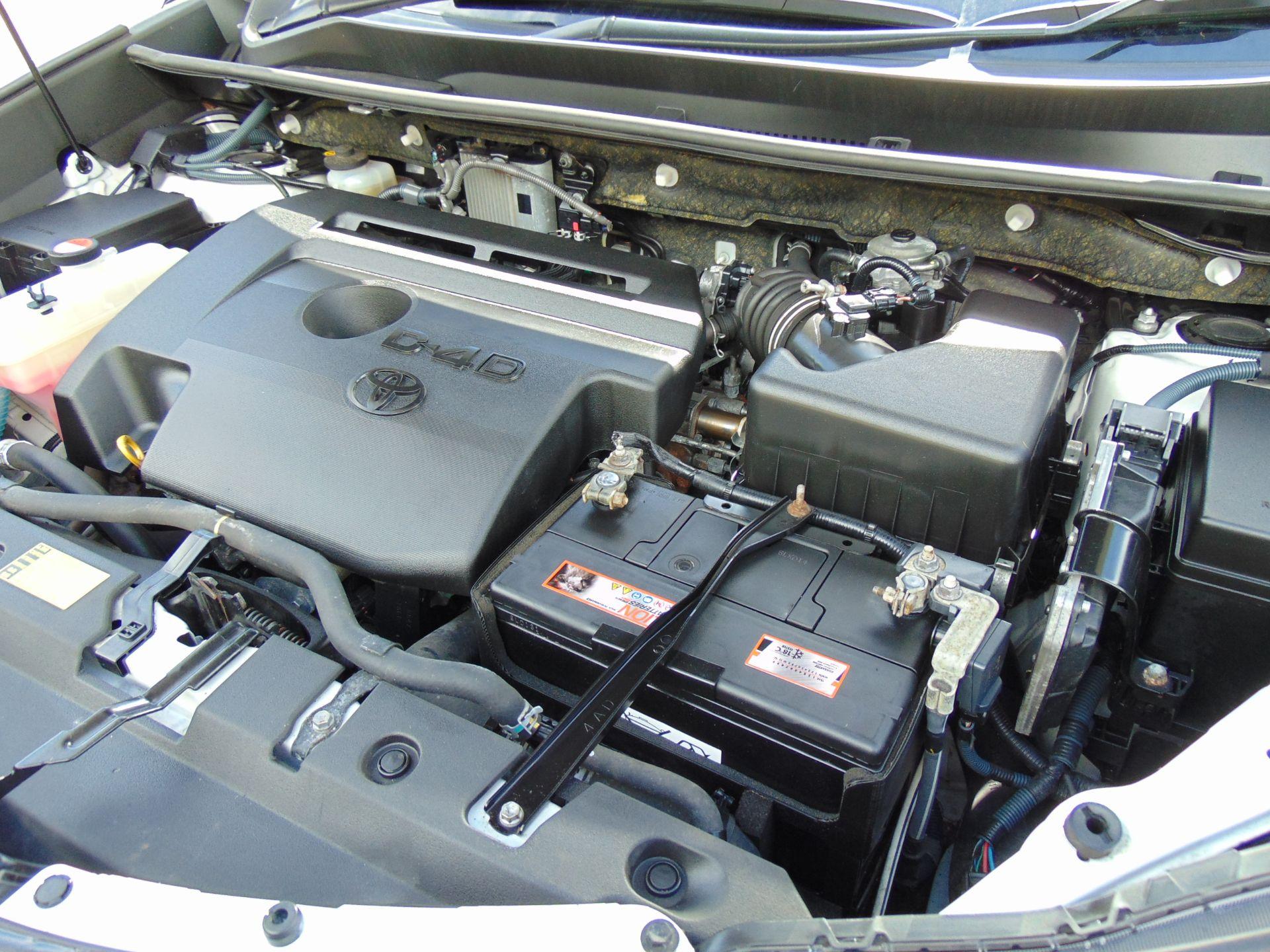 Lot 36 - 2015 Toyota RAV4 2.0 D-4D Icon AWD