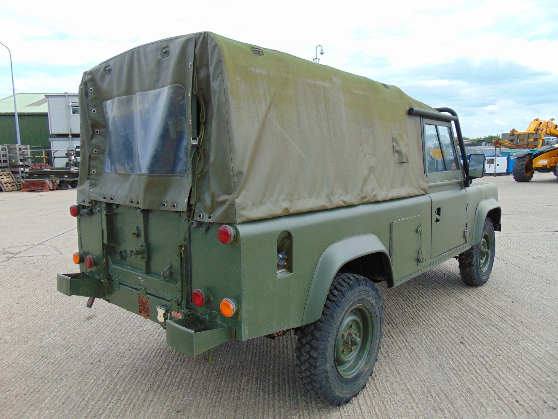 Lot 9 - Land Rover Defender TITHONUS 110 Soft Top