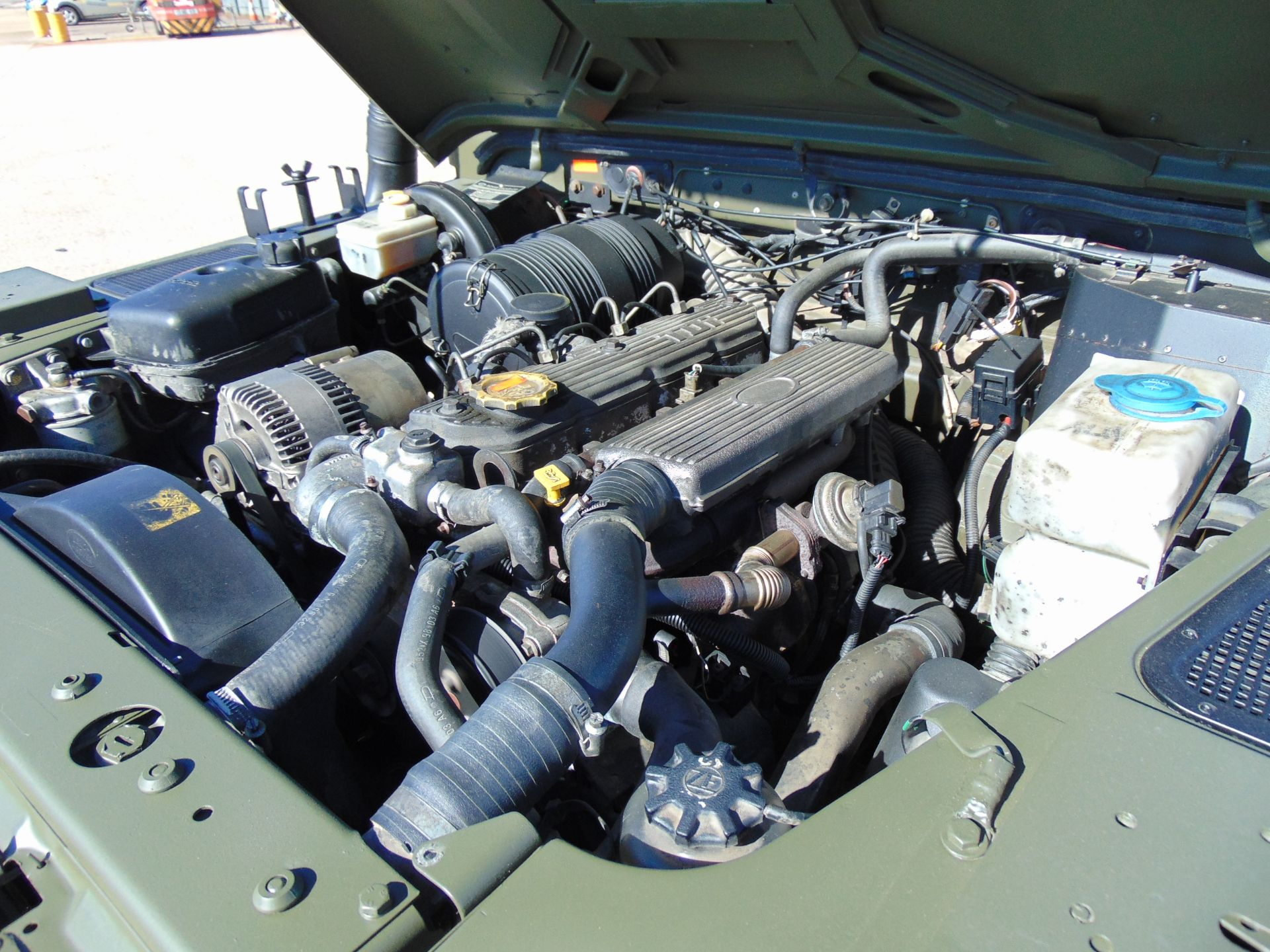 Lot 1 - Land Rover Wolf 90 Hard Top