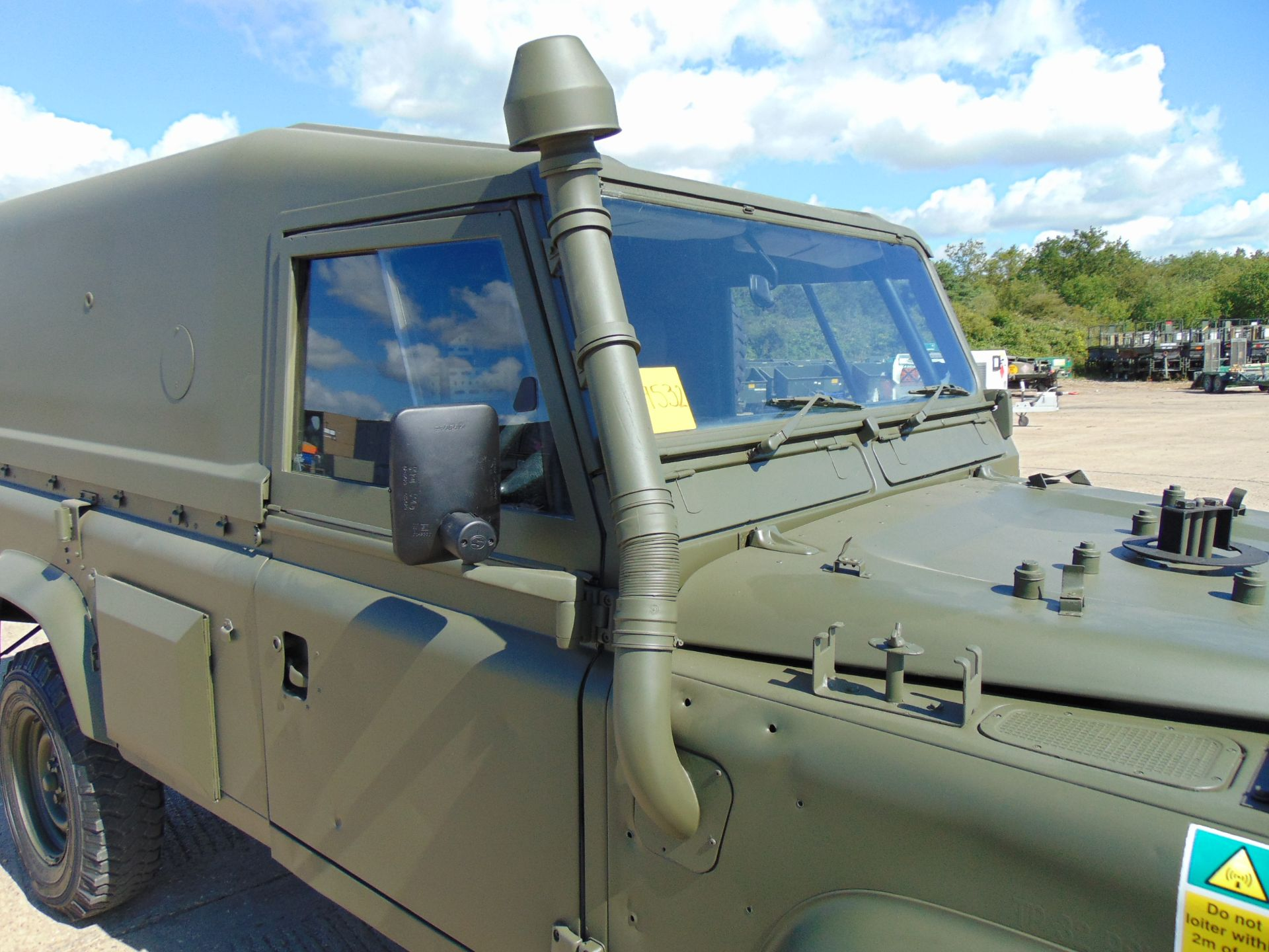 Lot 3 - Land Rover Wolf 110 Hard Top