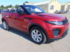 NEW UNUSED Range Rover Evoque 2.0 i4 HSE Dynamic Convertible