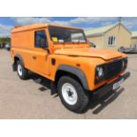 Lot 34 - Land Rover 110 TD5 Hard Top