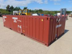 Half Height 20ft ISO Shipping Container