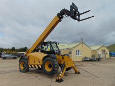 2014 Caterpillar TH414C GC 3.6 ton Telehandler
