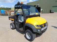 2011 JCB Workmax Groundhog 4WD Diesel Utility Vehicle ONLY 591 HOURS!