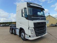 2015 Volvo FH 500 Globetrotter 6x2 44ton Tractor unit