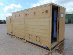 Acclimatise Mobile Tactical Base Ablution Unit