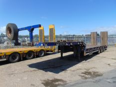 2006 King GTS44/3-17.5 Tri Axle Low Loader Trailer