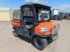 Kubota RTV900 4WD Utility ATV c/w Electric Hydraulic Rear Tipping Body ONLY 1128 HOURS!