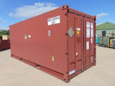 Drehtainer 20ft ISO Shipping Container