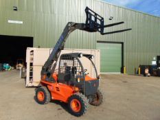 2010 Ausa Taurulift T133H 4WD Compact Forklift with Pallet Tines ONLY 717 HOURS!