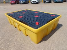 New & Unused IBC Container Spill Pallet