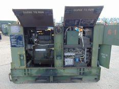 Fermont MEP-006A 60kW Diesel Generator Set ONLY 2,617 Hours!