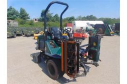 Hayter LT322 Triple Gang Ride on Mower Council Owned