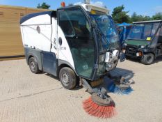 2012 Johnston Compact Sweeper