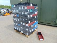 120 x Heavy Duty Tote Storage Boxes