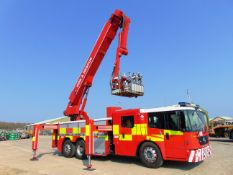 Mercedes Econic 2633 Aerial Rescue Fire Fighting Appliance