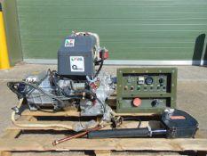 Lister Petter Markon 5 KVA Single Phase Diesel Generator